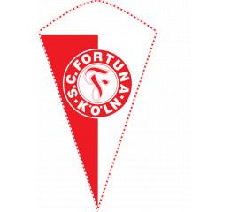 """Fortuna Köln """"Wimpel"""""""